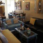 Chill out area in Cavana's Pub & Grub - Sutter Creek, Ca