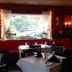 Nice cozy restaurant