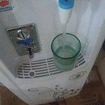 one peso per glass