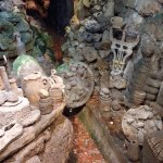 The petrifying well