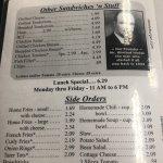 Hinkle's Sandwich Shop