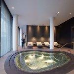 eforea spa features a whirlpool, sauna & steam room