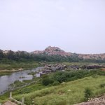 Bhadravathi river