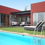 Familiar Villa - PAR4 Villa 12 with Private Heatable Pool - Salobre Golf Resort -  Gran Canaria