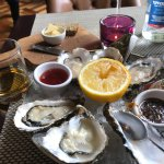 Carlingford and Galway Oysters