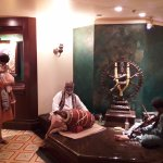 Live South Indian classical music at Dakshin