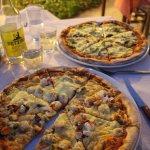 Superb pizzas