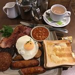 Traditional Full Irish Breakfast