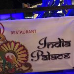 India Palace, an Indian restaurant in Cenang Street on a floor up from a Mexico Restaurant