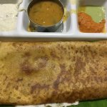 Rathana cafe is located in Triplicane chennai it's a nice veg joint which serves predominantly S