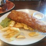 soggy fish and chips