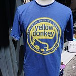 Donkey beer is a very popular beer in Santorini Greece - dont miss