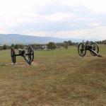 Battlefield view towards the Bushong Farm