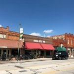 Photo of Grapevine Historic Main Street District