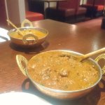 staff curry.chicken and lamb
