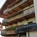 Photo de Hotel Bergfrieden