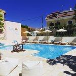 Sunrise Hotel Ireon Samos Foto