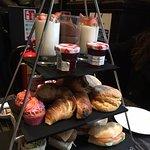 Breakfast stacker