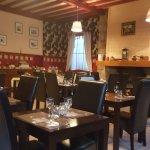 salle à manger de l hôtel Régina