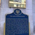 Foto de The Omni King Edward Hotel