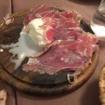 Appetizer, Prosciutto and Mozzerela