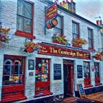Artistic view of our pub