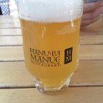 La bière de la maison