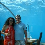 Photo de Ithaa Undersea Restaurant