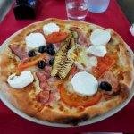 Pizza ist sehr zu empfehlen!