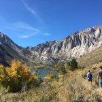 Take a short hike around Convict Lake!