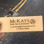 McKays Hotel, Bar & Restaurant Photo