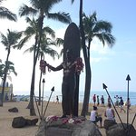 Photo of Statue of Duke Kahanamoku