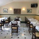 Breakfast room at Villa Steno