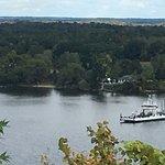 Ferry to Lake of the Mountain