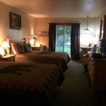 Eagle River Inn room
