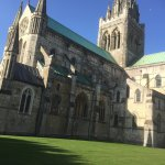 Chichester Cathedral Foto