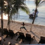 Tranquilidad y paz en Playa Palms