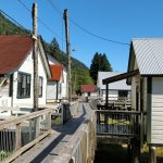 North Pacific Cannery Museum Foto