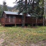 Photo de Castle Mountain Lodge