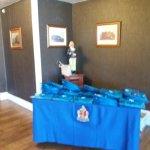 North Scottish Area Boys' Brigade Conference at the Stotfield