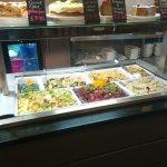 Salads on offer