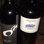Pizzulin Pinot Grigio 2015 & Argirio 2012 Cabernet Franc