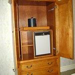 petit frigidaire chambre Deluxe classique
