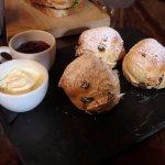 Foto de Langley Castle Restaurant