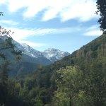 Cascada de las Animas Foto