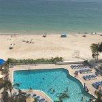 Foto di Ocean Manor Beach Resort Hotel