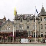 The Cairngorm Hotel in Aviemore - Scotland (04/Sept/17).