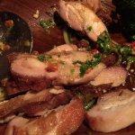 Pork -- delish!