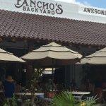 Foto de Pancho's Backyard