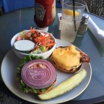 The Driscoll Burger